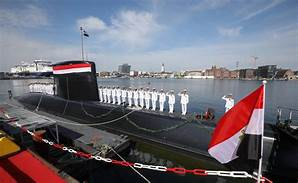 Type 209 submarine egypt