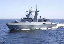 Miku A200 frigate egypt