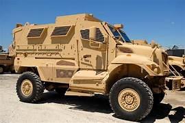 mrap military vehicle