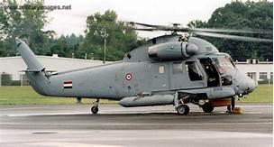 SH-2G SUPER SEASPRITE egypt