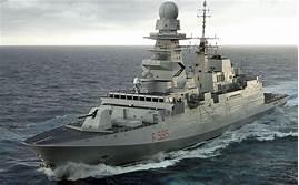 Bergamini frigates