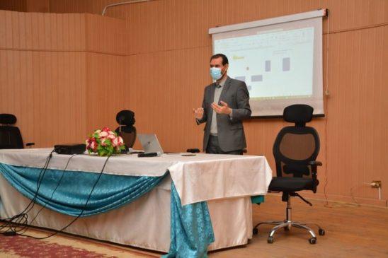دورة تدريبية لتنمية قدرات قيادات وزارة التنمية المحلية فى مجال التحول الرقمى وتصميم بيئة الاعمال 83199