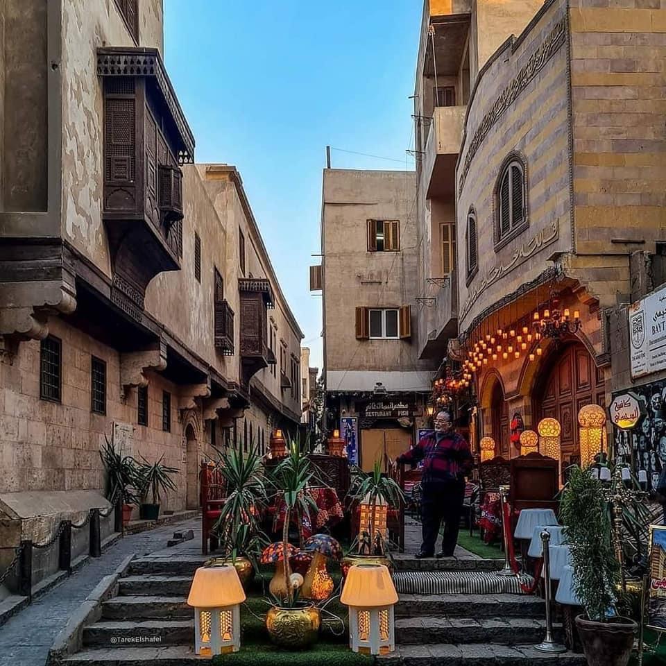 شارع المعز بعد التطوير