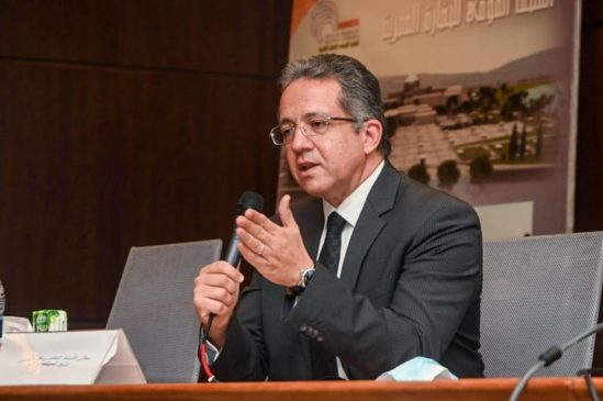 وزير السياحة والآثار يتابع الاستعدادات النهائية لموكب المومياوات الملكية في إطار استعدادات وزارة 23850