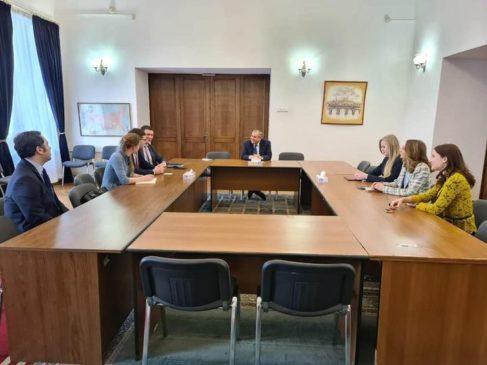 السفير المصري في موسكو يستقبل عدد من شباب الدبلوماسيين الروس استقبل السفير إيهاب نصر سفير جمهورية 26459