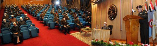 القوات المسلحة تحتفل بذكرى الإسراء والمعراج 32743