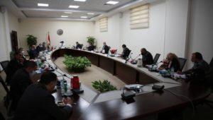 وزير التعليم العالي يترأس اجتماع صندوق رعاية المبتكرين والنوابغ  ترأس الدكتور خالد عبد الغفار وزير