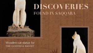 مصر مليئة بالكنوز الأثرية التي يتم اكتشافها بين الحين والآخر،