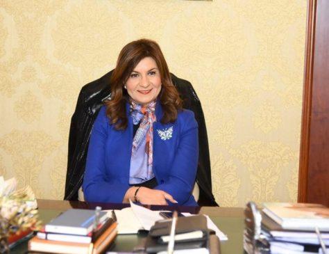 وزيرة الهجرة تلتقي 400 من الشخصيات العامة والشباب الدراسين بالخارج عبر «Clubhouse» وزيرة الهجرة: نستهدف ربط 60045