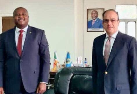 وزير الخارجية البوروندى يستقبل السفير المصرى 61239