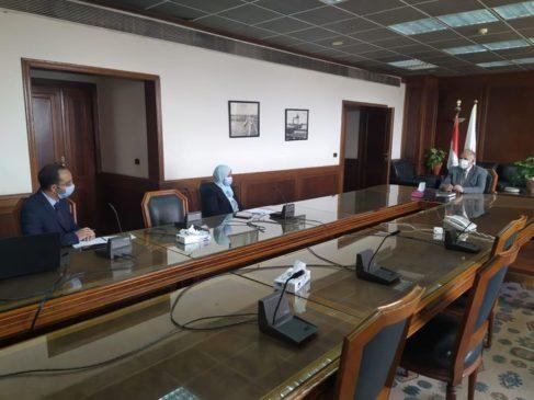 بيان صادر عن وزارة الموارد المائية والري - وزارة الموارد المائية والرى تواصل الإستعداد لعقد إسبوع القاهرة 39382