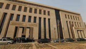 وزير التعليم العالي يتفقد مبنى وزارة التعليم العالي والبحث العلمي بالعاصمة الإدارية الجديدة  قام الدكتور