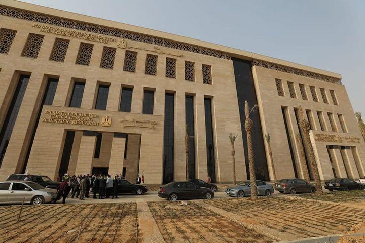 وزير التعليم العالي يتفقد مبنى وزارة التعليم العالي والبحث العلمي بالعاصمة الإدارية الجديدة قام الدكتور 51572