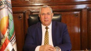 بيان صادر عن وزارة الزراعة واستصلاح الأراضي  وزير الزراعة يعلن دخول أول شحنة برتقال مصري إلى الأسواق