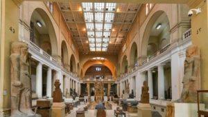 بيان صادر عن وزارة السياحة والآثار  ٧ ابريل ٢٠٢١  - إدراج المتحف المصري بالتحرير على القائمة التمهيدية