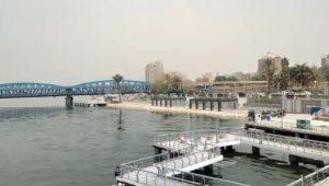 """مشروع """"ممشى أهل مصر"""" على نهر النيل في المرحلة الممتدة من كوبري إمبابة حتى كوبري 15 مايو"""
