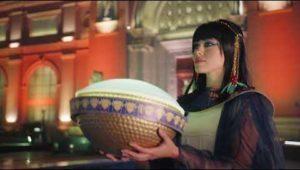 تحضيرات لإحتفالية المومياوات