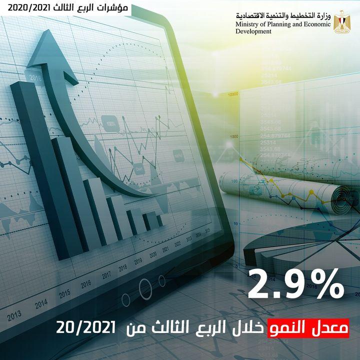 الاقتصاد المصري يستمر في تحقيق معدلات نمو إيجابية 20163