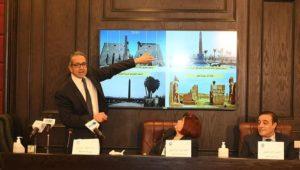 بيان صادر عن وزارة السياحة والآثار:  10 يونيو ٢٠٢١  - وزير السياحة والآثار يستعرض أبرز إنجازات الوزارة
