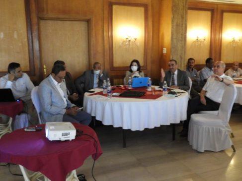 وزارة التخطيط والتنمية الاقتصادية تشارك في ورشة عمل تنمية وتطوير الموارد المحلية لمحافظتي قنا وسوهاج؛ التي 63209