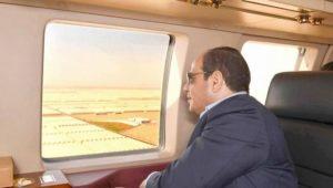 بيان صادر عن وزارة الزراعة واستصلاح الأراضي:  الزراعة في 7 سنوات  - نهضة غير مسبوقة في عهد فخامة الرئيس