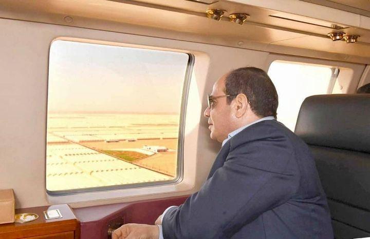 بيان صادر عن وزارة الزراعة واستصلاح الأراضي: الزراعة في 7 سنوات - نهضة غير مسبوقة في عهد فخامة الرئيس 70711