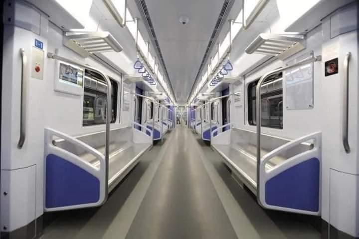 أعلنت وزارة النقل، إضافة مرحلة رابعة بمشروع القطار الكهربائى السلام ـ العاصمة الإدارية ـ العاشر من رمضان E3gdOfhXIAAm44