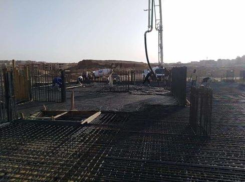 أعلن رئيس جهاز تنمية مدينة العبور، بأنه جارٍ تنفيذ مستشفى عام سعة 220 سريراً، على مساحة 8441 م2 لخدمة سكان E4uWf4eX0AYG5UA