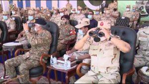 ختام فعاليات التدريب المصرى الباكستانى(حماة السماء -1)