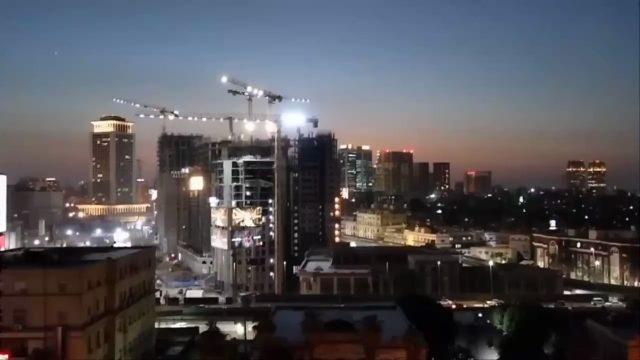 """مشروع تطوير """"مثلث ماسبيرو"""" حيث يتم إنشاء 3 أبراج متصلة من الأعلى تطل على كورنيش النيل بارتفاعات 30 طابقا، j1wWB uSAE8my9S"""