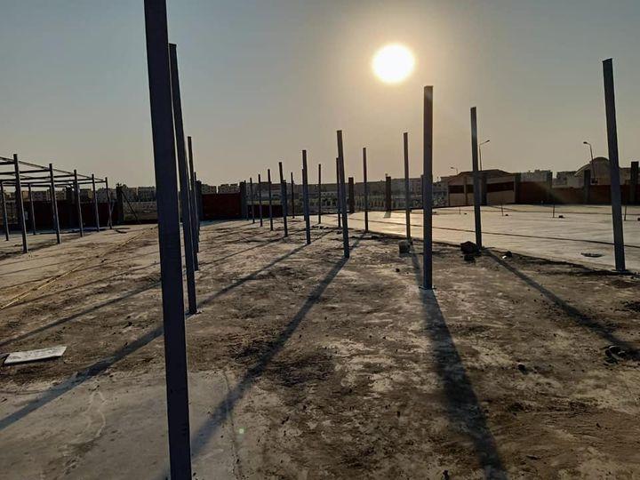 بيان صادر عن وزارة الإسكان والمرافق والمجتمعات العمرانية: رئيس جهاز العبور : بدء تنفيذ سوق حضارية على 15812