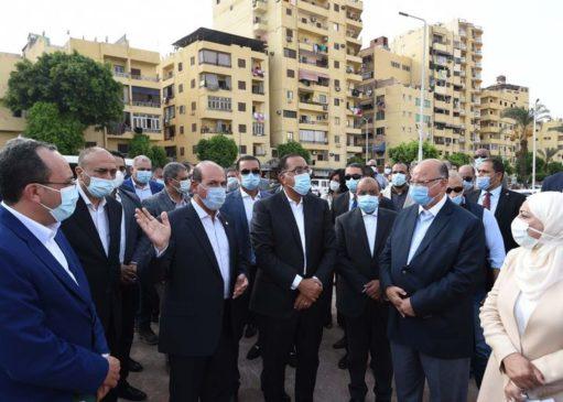 ضمن مخطط مشروع حدائق الفسطاط: رئيس الوزراء يتفقد موقع تطوير ساحة مسجد عمرو بن العاص مدبولي: توجيهات من 35833