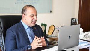 بيان صادر عن وزارة التخطيط والتنمية الاقتصادية:  علي هامش فعاليات المنتدى السياسي رفيع المستوى المعني