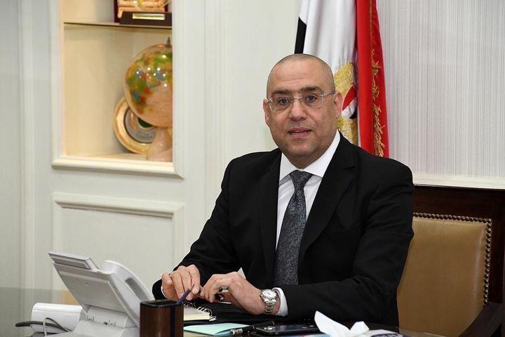 وزير الإسكان: الجهاز المركزى للتعمير يتولى تنفيذ مشروعات بـ 21 40342