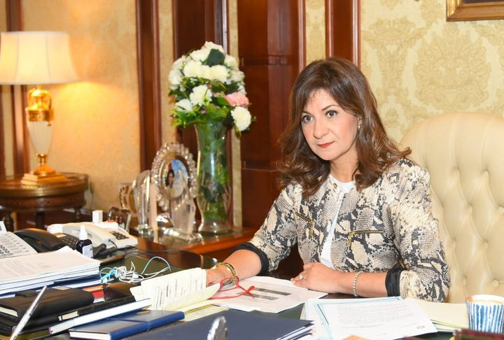 بيان صادر عن وزارة الدولة للهجرة وشئون المصريين بالخارج: وزيرة الهجرة: لا يوجد إصابات بين الجالية المصرية 67161