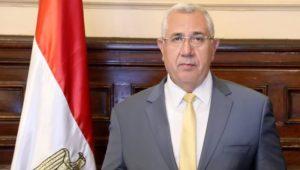 بيان صادر عن وزارة الزراعة واستصلاح الأراضي:  وزير الزراعة : يؤكد على توجيهات القيادة السياسية بالحفاظ على