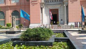 يقدم المتحف المصري جولات إرشادية مجانية  فى عيد الأضحى المبارك وطوال فترة أيام العيد للآسر المصرية الوافدة