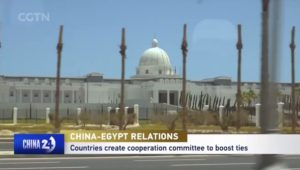 The Chinese Foreign Minister Wang Yi has concluded a three-day trip to New Alamein City in Egypt, Wang met with President Abdel Fattah al-Sisi and Foreign Minister Sameh Shoukry