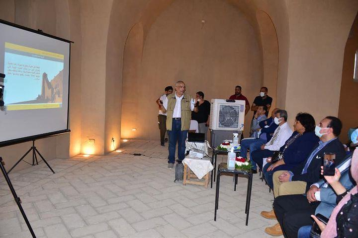 قرية حسن فتحي تعود للحياة بعد اكثر من 70 عام Hassan Fathy village in Luxor comes back to life after more than 70 yearsPhotos from وزارة الثقافة 20808