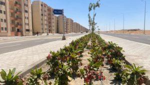 بيان صادر عن وزارة الإسكان والمرافق والمجتمعات العمرانية:  رئيس أكتوبر الجديدة : الانتهاء من تنفيذ طريق
