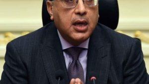 رئيس الوزراء يستقبل رئيس مجلس النواب العراقي  مدبولي: مصر تساند جهود الحكومة العراقية في التنمية وتعزيز