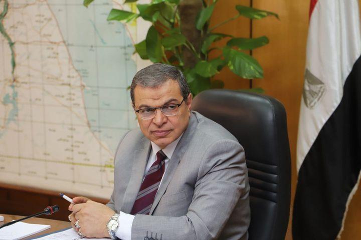 بيان صادر عن وزارة القوى العاملة: القوى العاملة : تعيين 15 شاباً والتفتيش على 234 منشأة بالوادي الجديد أعلن 66596