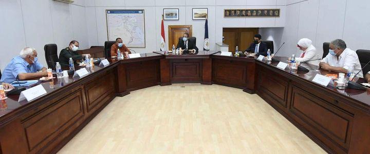 بيان صادر عن وزارة السياحة والآثار: ١٤سبتمبر ٢٠٢١ - وزير السياحة والآثار يعقد اجتماعاً موسعاً مع لجنة 72268