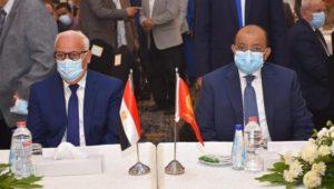 بيان صادر عن وزارة التنمية المحلية:  وزير التنمية المحلية يشارك في مؤتمر شرق بورسعيد قبلة الاستثمار