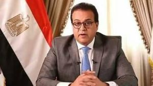 وزير التعليم العالي يتابع مشروع تأهيل المعامل البحثية الخدمية بالجامعات المصرية للاعتماد الدولي  تلقى د