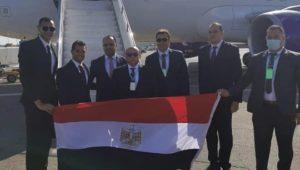بيان صادر عن وزارة الخارجية:  قامت السفارة المصرية فى طرابلس بترتيب عودة ٥٣ شاباً مصرياً كان قد تم القبض