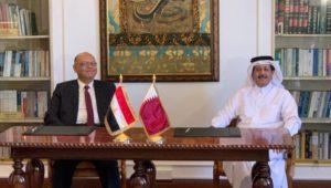 بيان صحفي  عقدت لجنة المتابعة المصرية القطرية اجتماعًا اليوم ١٤ سبتمبر 2021 في مدينة الدوحة برئاسة السفير