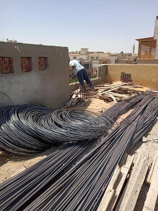 بيان صادر عن وزارة الإسكان والمرافق والمجتمعات العمرانية: رئيس جهاز الشيخ زايد: إيقاف تنفيذ مسطحات بنائية 98340