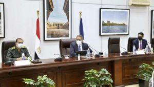 بيان صادر عن وزارة السياحة والآثار:  ٢٠ أكتوبر ٢٠٢١  - الدكتور خالد العناني يتابع آخر أعمال تطوير خدمات