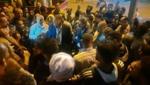 الإسكان: تسكين الأسر المتضررة من انهيار جزئى  بإحدى العمارات بالحى السادس بمدينة 6 أكتوبر  صرح المهندس عادل